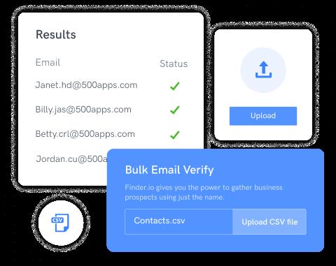 bulk email finder