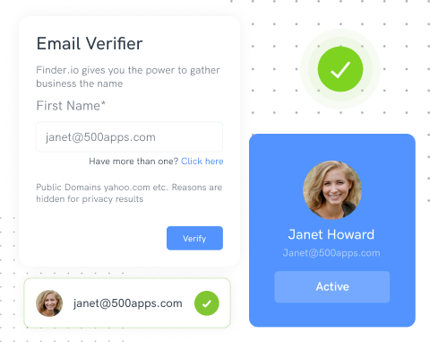 verify emails instantly